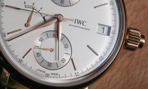 High Quality Replica IWC Portofino Monopusher Chronograph Watches from x-watch.co!