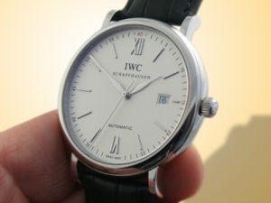 Best quality replica IWC Portofino Automatic stainless steel Watch from https://www.iwcwatchreplica.co!