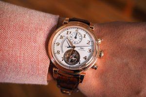 Replica IWC Da Vinci Tourbillon Chronograph Watch For 2017 From https://www.iwcwatchreplica.co/!
