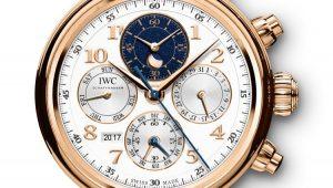 Review New IWC Da Vinci Perpetual Calendar Watch Replica For SIHH 2017 2