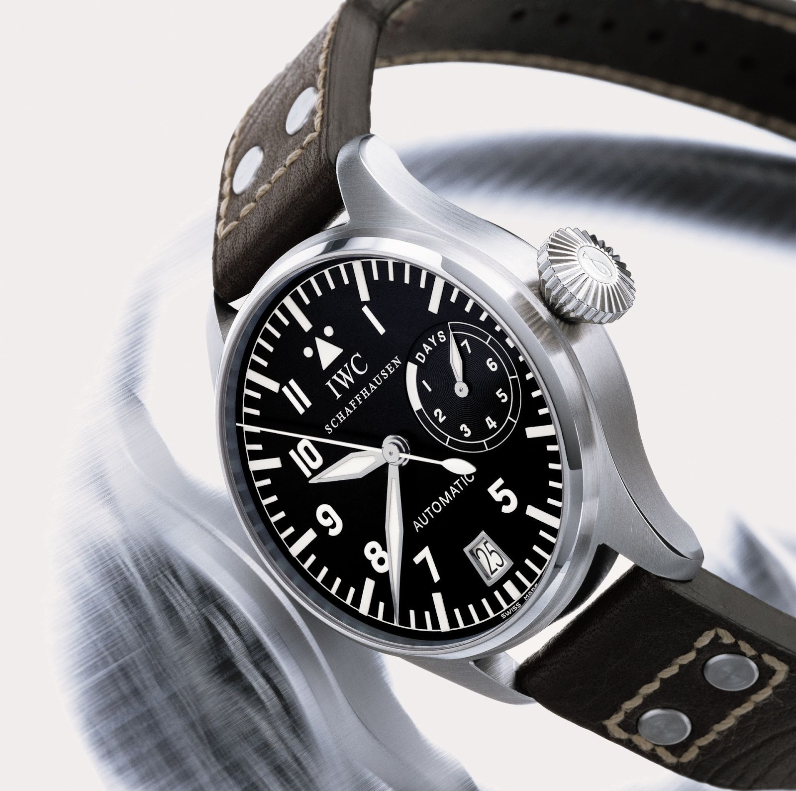 Description Replica IWC Big Pilot Watch Ref. 5002