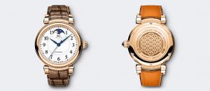 Replica IWC Da Vinci Moonphase Watch Description 1
