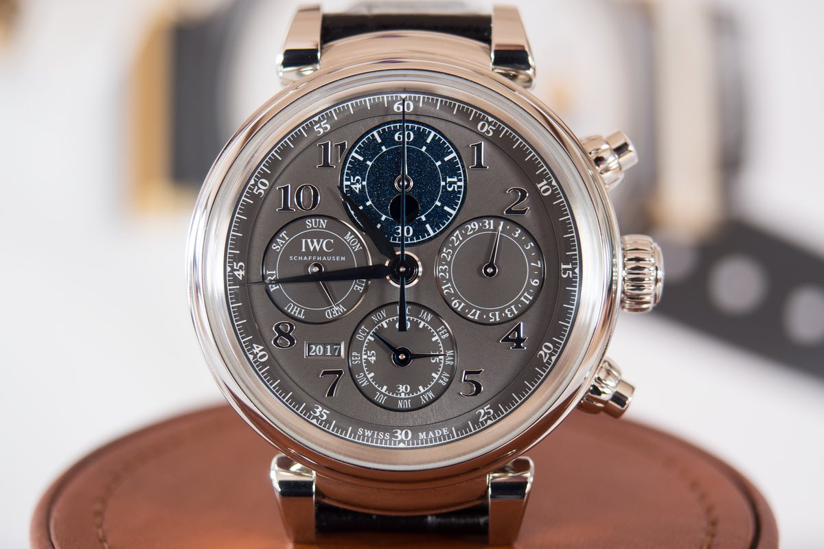 Guide: New Replica IWC Da Vinci Perpetual Calendar Chronograph Watch
