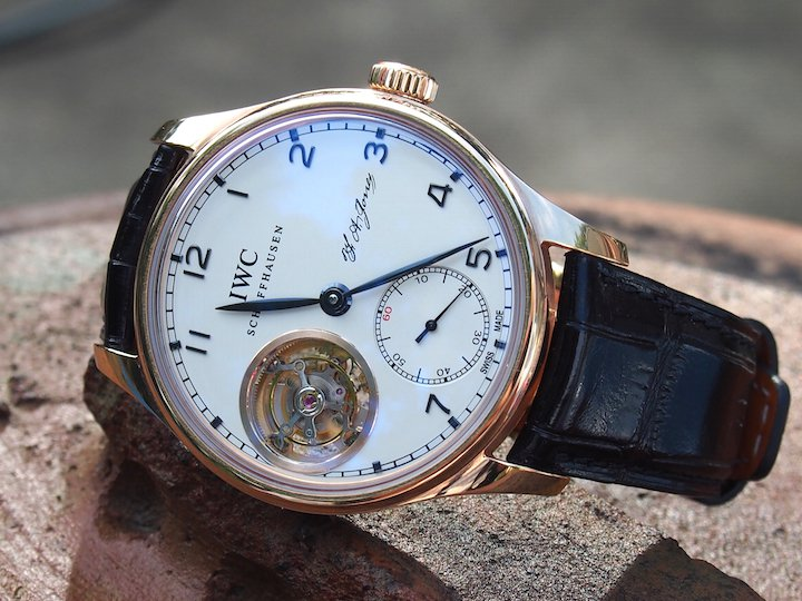 New IWC Portugieser Tourbillon Watch Replica Launched in 2017