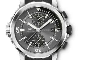 Replica IWC Aquatimer Chronograph Edition Sharks Watch