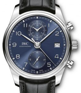 Best Replica IWC Portugiese Chronograph Classic Watch Guide For 2017