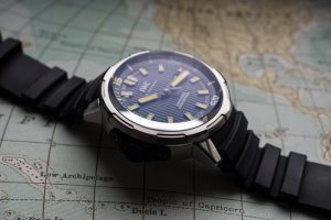 Replica Swiss IWC Aquatimer Automatic Chronograph 2000 Watch Review