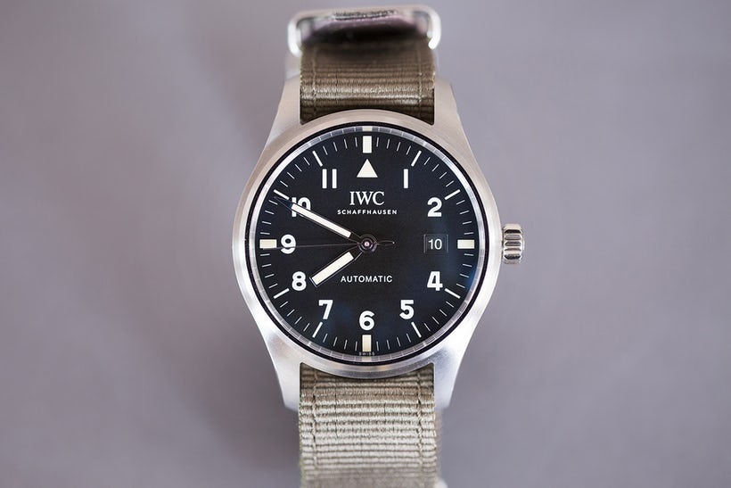 Replica Swiss IWC Pilot's Mark XVIII 'Tribute To Mark XI Watch Released