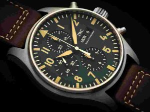 IWC Pilots Chronograph Limited Edition 20th Anniversary Replica Watch