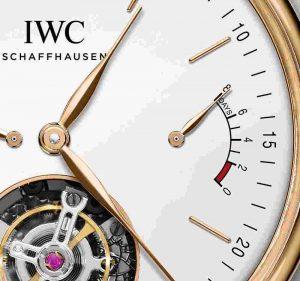 Replica IWC Portofino Hand-Wound Tourbillon Rétrograde Watch Review