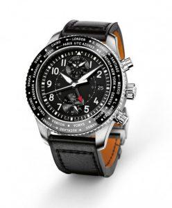 Guide IWC Pilot's Watch Timezoner Chronograph Replica Watch