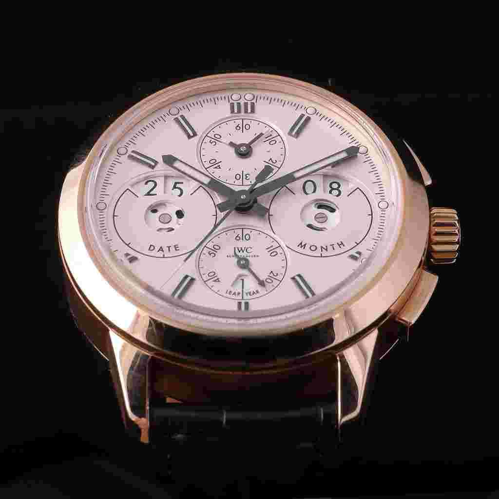IWC Ingenieur Perpetual Calendar Digital Date-Month Replica Watch