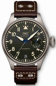 Replica IWC Mark XVIII Heritage & Big Pilot's Heritage Watches Guide