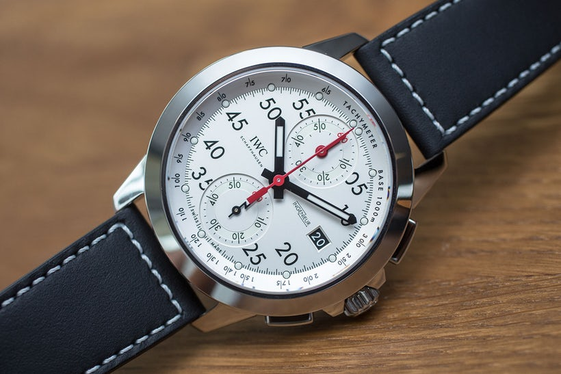 IWC Ingenieur Chronograph Mercedes-AMG 50th Anniversary Replica