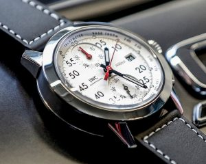 IWC Ingenieur Chronograph Mercedes-AMG 50th Anniversary Replica