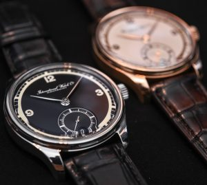 Anniversary Edition Replica IWC Portugieser Hand-Wound Eight Days Watch 2018 Review