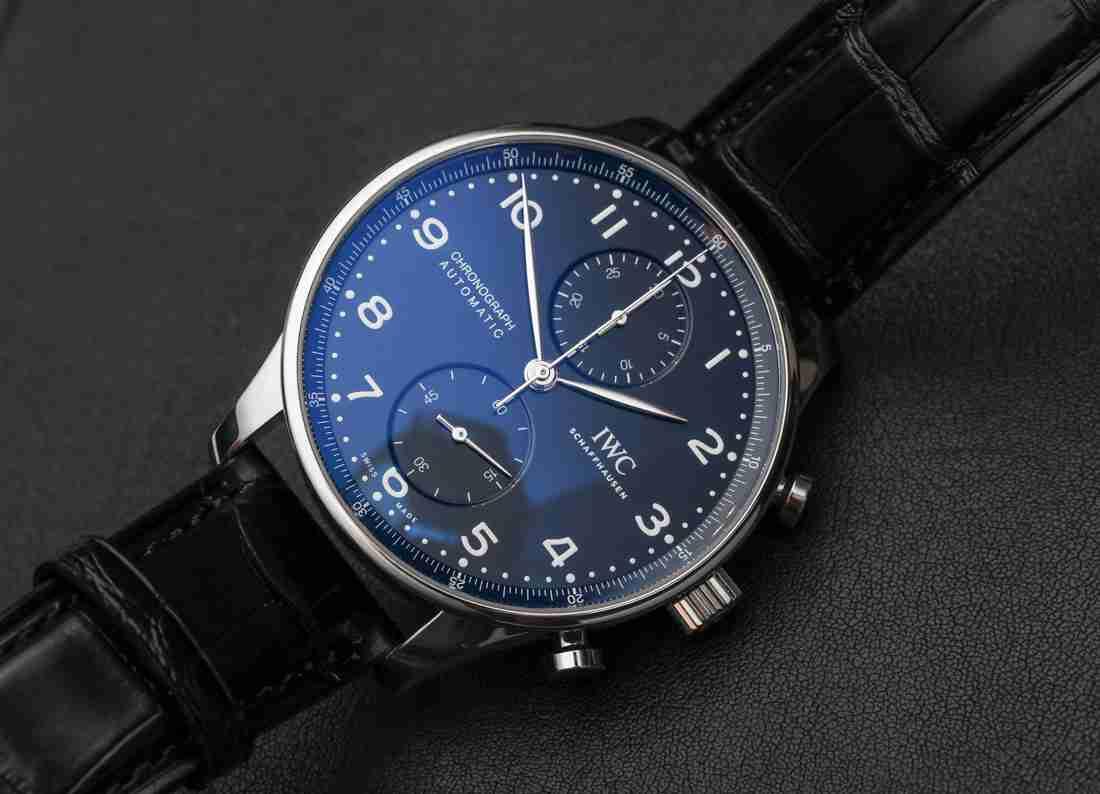 150th Anniversary Edition Replica IWC Portugieser Chronograph Watch Introduce