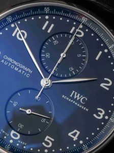 150th Anniversary Edition Replica IWC Portugieser Chronograph Watch Introduce