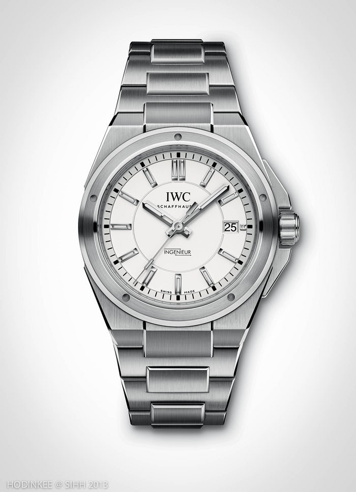 Replica IWC Ingenieur Chronograph Automatic