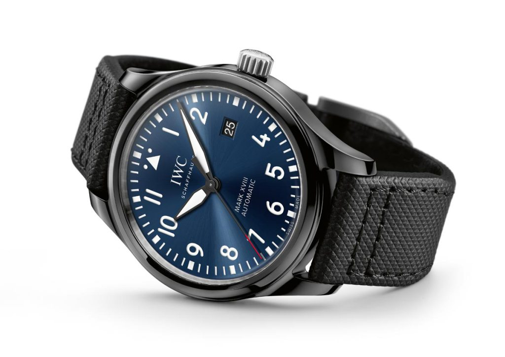 Replica IWC Pilot's Mark XVIII Laureus Sport for Good Foundation Watch Review