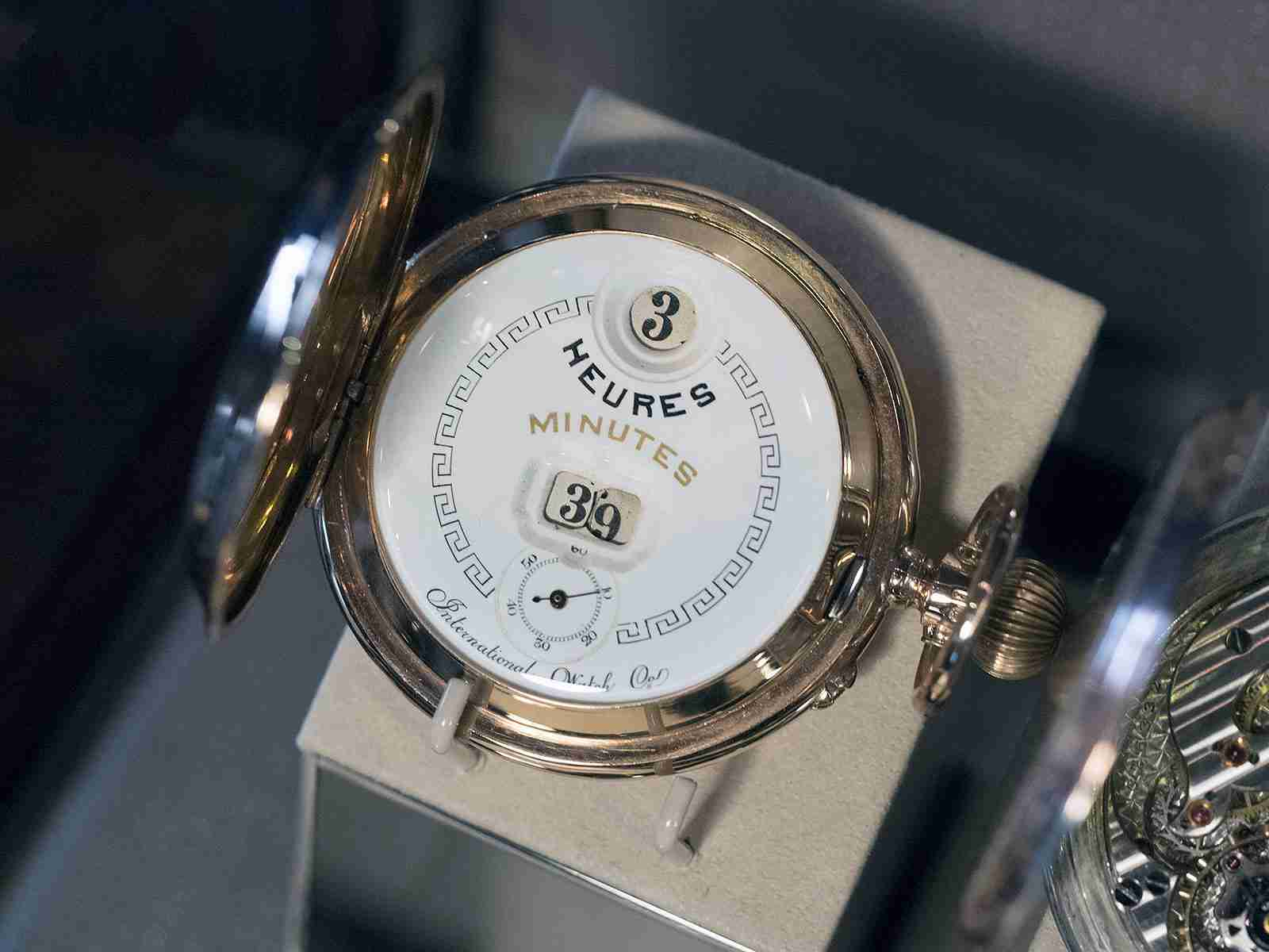 Replica IWC Tribute To Pallweber Edition 150 Annivesary Special Pocket Watch Review