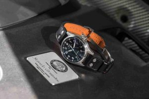 Swiss IWC Big Pilot's Automatic Reference IW501001 Stainless Steel 46.2 mm Replica Watch Intoducing