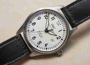 2018 Swiss Replica IWC Pilot's Mark XVIII 150th Anniversary Automatic Special Edition Watch Review