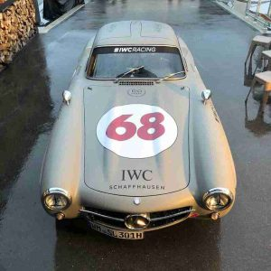 Swiss Replica IWC Racing Team's iconic Mercedes 300 SL Gullwing Review