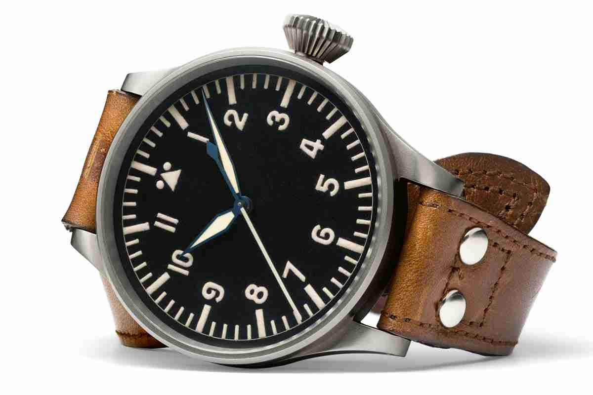 IWC Big Pilot's Heritage Black Bronze Titanium Limited Edition Replica