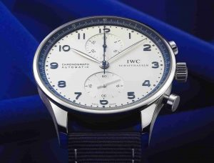 IWC Portugieser Chronograph Bucherer Blue Edition Replica Watches Buying Guide