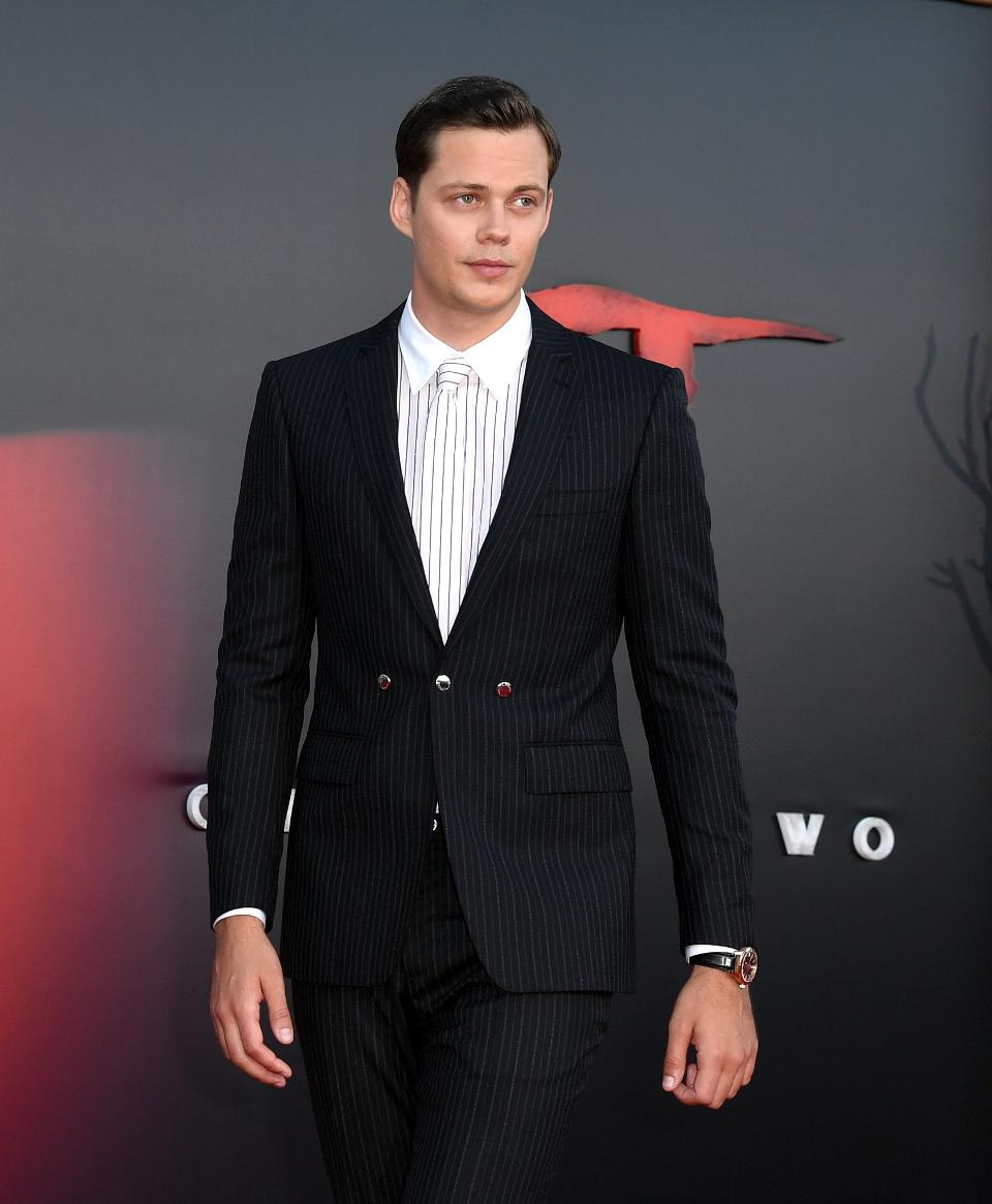 The Bill Skarsgard And His IWC Ingenieur Automatic Replica Watch