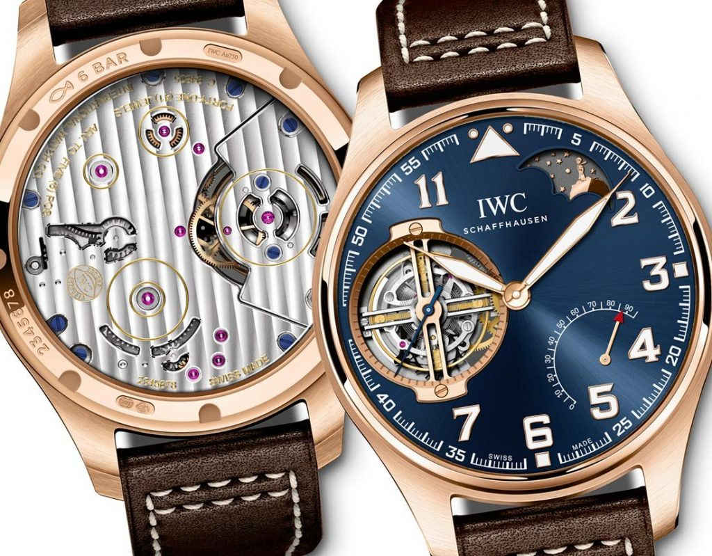 New Lauched Of Swiss Replica IWC Pilot's Le Petit Prince Watches Review