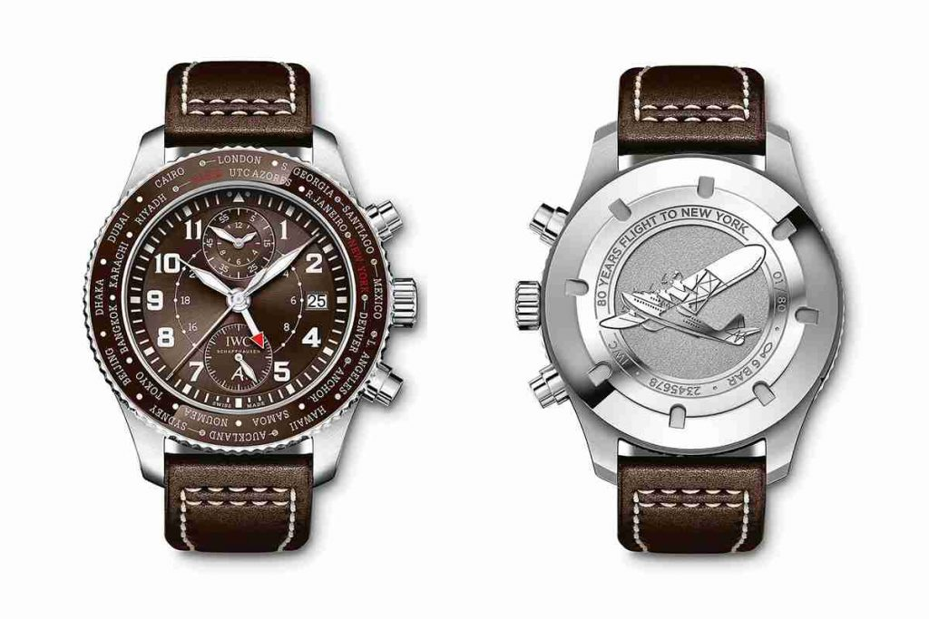 Thanksgiving Special Swiss Replica IWC Pilot's Vintage Limited Edition Watches