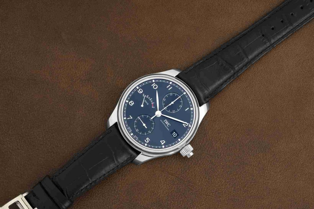 IWC Portugieser Monopusher Laureus Sport For Good Chronograph Replica Discussion