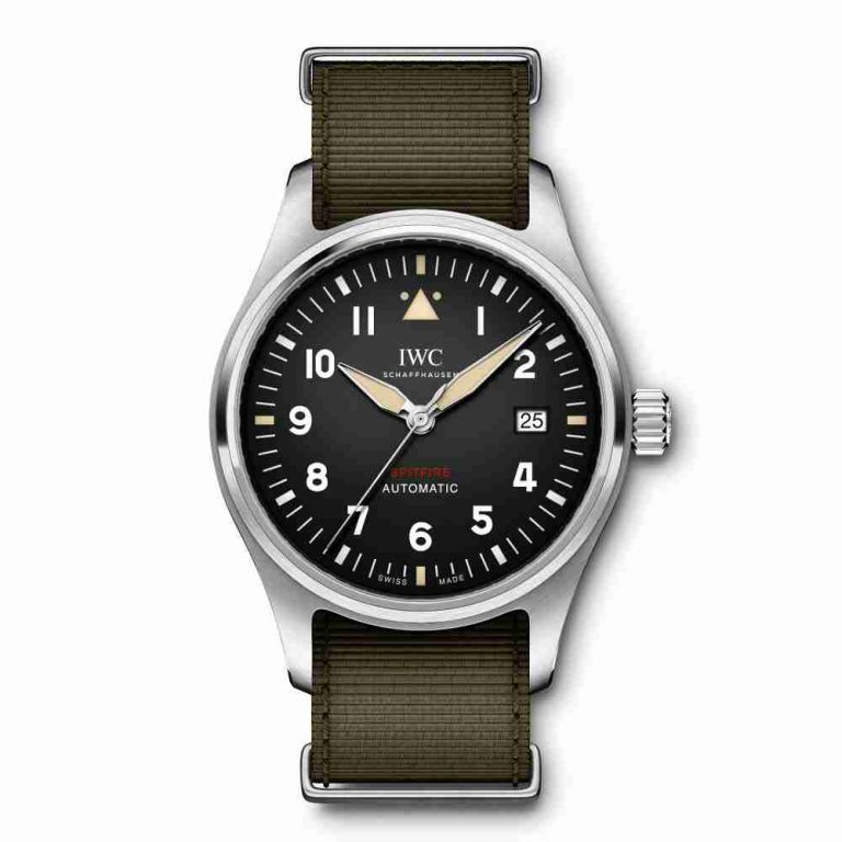 Replica IWC Pilot's Automatic Spitfire Titanium Watches Buying Guide For New Year