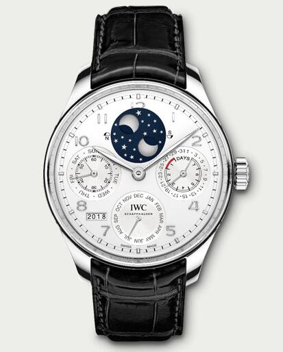 Classic Replica IWC Portugieser Perpetual Calendar 18k Gold Watches Discussion