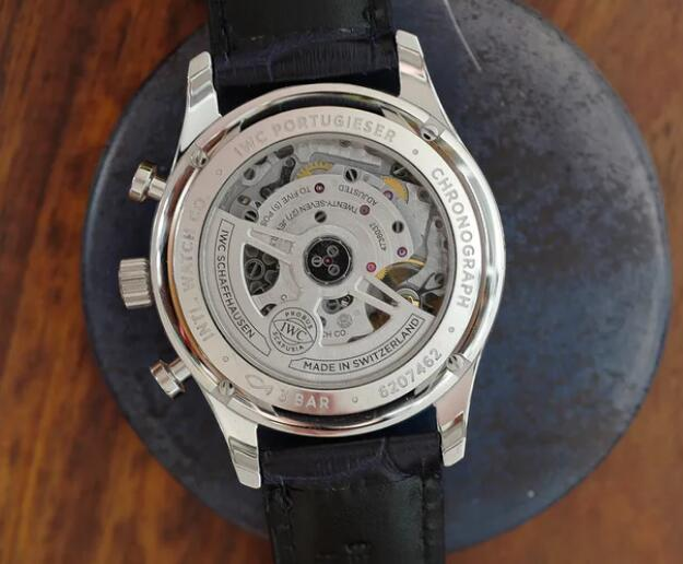 In Depth The Development of Replica IWC Portugieser Chronograph Watches 1