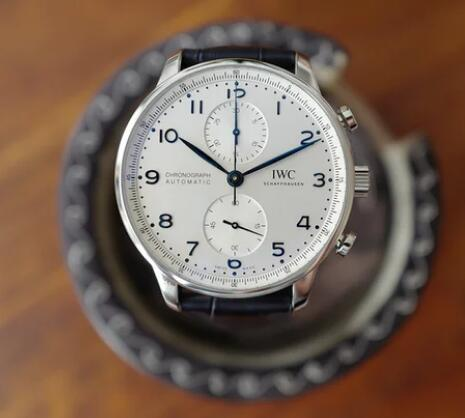 In Depth The Development of Replica IWC Portugieser Chronograph Watches 2