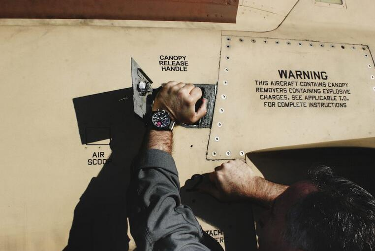 Discussion of Replica IWC Schaffhausen Pilot's U.S. Navy Limited Edition Watches 3