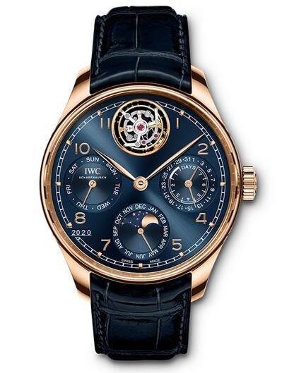 New Released of Replica IWC Portugieser Tourbillon Perpetual Calendar Watches 1