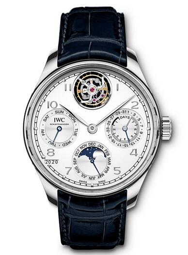 New Released of Replica IWC Portugieser Tourbillon Perpetual Calendar Watches 3