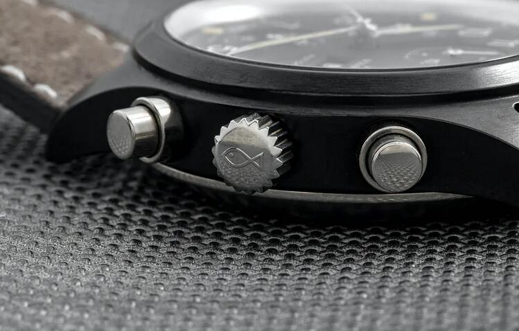 Replica IWC Pilot's Chronograph Edition Tribute To 3705 Watches Review 2