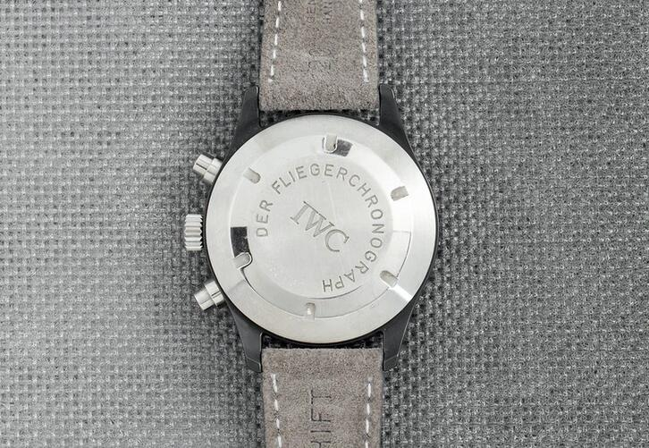 Replica IWC Pilot's Chronograph Edition Tribute To 3705 Watches Review 3