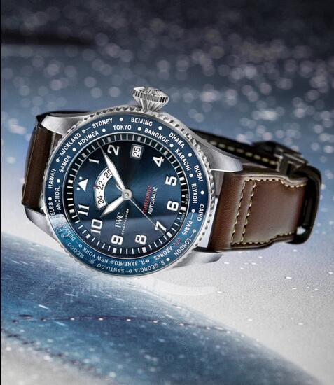 Introducing The First Replica IWC Pilot's Le Petit Prince Timezone Watches 1
