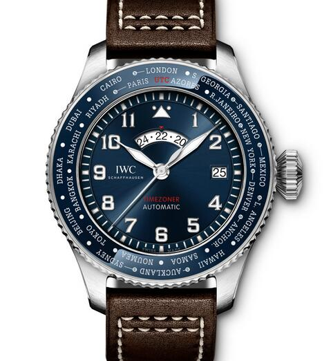 Introducing The First Replica IWC Pilot's Le Petit Prince Timezone Watches 2