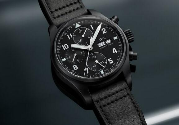 Replica IWC Pilot's tribute to the 1994 Iconic Black Flieger Watches Review 1