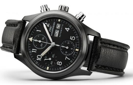 Replica IWC Pilot's tribute to the 1994 Iconic Black Flieger Watches Review 3