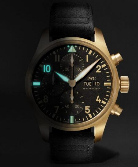 Buying Guide of New Replica IWC Pilot's Watch Chronograph Limited Edition 1