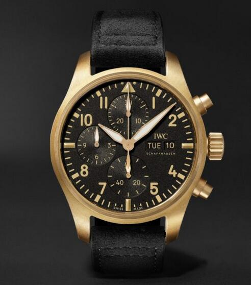 Buying Guide of New Replica IWC Pilot's Watch Chronograph Limited Edition 3