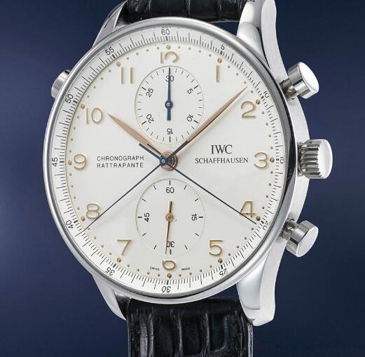 Replica IWC Portugieser Split-Seconds Chronograph Prototype 3712 Watches Review 1